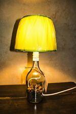 Lampada da tavolo design bottiglia vino spumante prosecco bio Terre di Marca
