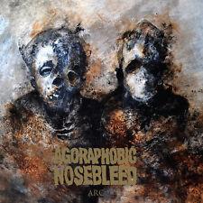 AGORAPHOBIC NOSEBLEED Arc CD NEW Relapse Records CD7330R