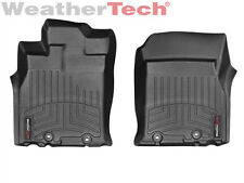 WeatherTech FloorLiner - Toyota FJ Cruiser - 2011-2014 - 1st Row - Black
