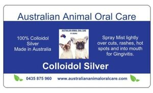 Colloidol Silver for Pet's