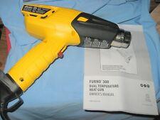 Wagner Furno 300-1200 Watts 120 volt Dual Temperature Heat Gun With Instructions