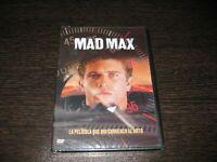Mad Max DVD Mel Gibson Sigillata Nuovo