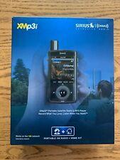 Sirius Xm Xmp3i Portable Satellite Radio & Home Kit Records Xm! - Xpmp3H1 - Used
