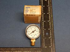 """WIKA Type 111.10 1.5"""" Pressure Gauge 0-100PSI 1/8"""" (0.1250) Inch NPT 1111015"""