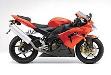 3 STAGE KAWASAKI TOUCH UP PAINT KIT ZX10R(USA) Z750S VN1600 2005 PEARL MAGMA RED