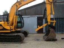 Hydraulic digger excavator log , scrap, grapple grab thumb suit 10t - 14 ton
