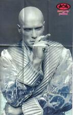 BATMAN AND ROBIN MOVIE WIDESCREEN POSTER CARD 2 MR FREEZE