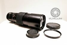 Pentax K PK SLR DSLR Digital Fit Sun 300 mm 900 Mm Tele Lente KS2 K3 KS1 K7 K50 ETC