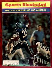 Sports Illustrated August 16, 1971 Dallas Cowboys Calvin Hill Los Angeles Rams