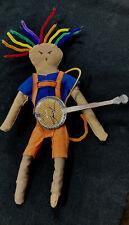 Janis Ian: One of a Kind Stroopwaffel Banjo Rude Girl Doll