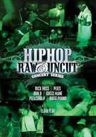 Vari - Hip Hop Crudo & Uncut Nuovo DVD