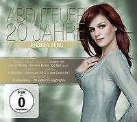 Abenteuer - 20 Jahre Andrea Berg von Berg,Andrea   CD   Zustand gut