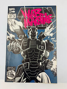 Iron Man #282 1st Full Appearance of the War Machine!