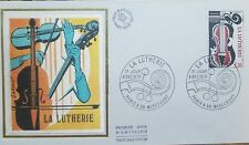 L) 1979 FRANCE, VIOLIN, MUSIC, THE LUTHERIE, FDC