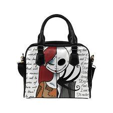 Womens Purses and Handbags Ladies Designer The Nightmare Before Christmas Bags
