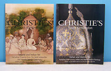Lot Collection 2 Christie's Indian and Islamic Art Auction Catalogs 80