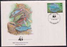 Fish British Colony & Territory Stamps