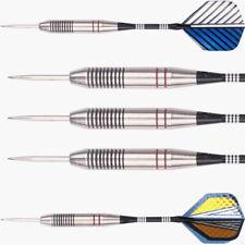 2 sets of Steel Tip Darts Stainless Barrel Aluminium Shafts Professional Dart