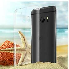 Fashion Clear Silicone Slim TPU Protective Case Cover Shell Skin For HTC 10