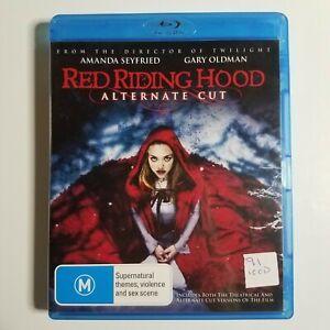 Red Riding Hood: Alternate Cut   Blu-ray Movie   Amanda Seyfried, Gary Oldman