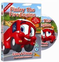 Nuovo Finley The Fire Motore DVD (8255869)
