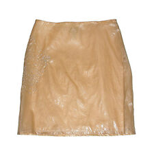 Versus Brown Women's Skirt, 32/46 size, Made in Italy