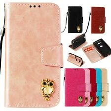 Luxury Wallet Stand Phone Case Cover For Xiaomi Redmi 5A Note 4/4X Sony Motorola