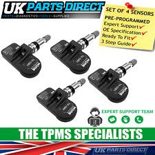 BMW 7 Series TPMS Tyre Pressure Sensor (15-22) (G11) - FULL SET OF 4 - PRE-CODED
