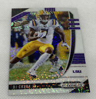 2020 Panini Prizm Draft Picks DJ Chark White Sparkle Jaguars LSU Tigers 1 of 20