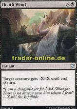 2x vento death (morte Wind) Dragons of Tarkir Magic