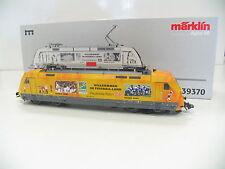 MÄRKLIN 39370 E- LOK BR 101 FUSSBALL WM LOK 2006  DIGITAL  SC359