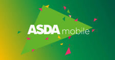 ASDA MOBILE PAYG TRIPLE 3 IN 1 SIM CARD 8p CALLS 4p TEXT UP TO 15GB DATA !