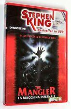 Stephen King - The Mangler La Macchina infernale - Bestseller in DVD