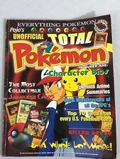 2 Pokemon Collector books -10th Anniv Complete Pokedex,Unofficial Total Pokemon