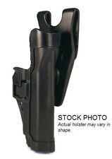 New! Blackhawk Level 2 SERPA Black Duty Holster Right Beretta 92/96 44H004BK-R
