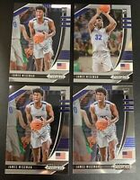 JAMES WISEMAN Prizm ROOKIE Card Variation RC Investment Lot (x4) PSA 9/10?