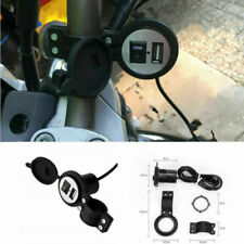 Wasserdicht Auto Steckdose USB Ladegerät Buchse 12V – 24V Motorrad KFZ Einbau