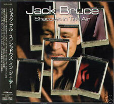 Jack Bruce - Shadows In The Air - Japan CD - NEW 15Tks