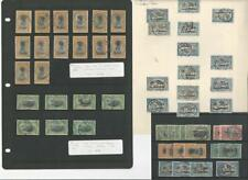 Belgian Congo, Postage Stamp, #45-49, 27, 16 Lot Used, Nice For Cancels, JFZ