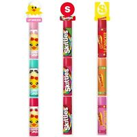 LIP SMACKER* 4pc Set TRIO TUBE Balms+Topper EASTER EDITION Flavored *YOU CHOOSE*