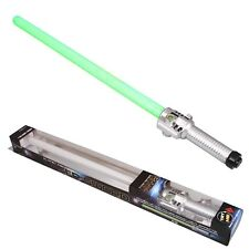 PLANET FIGHTERS Ultimate FX Lichtschwert GRÜN Laserschwert mit Licht und Sound