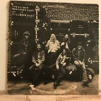 THE  ALLMAN   BROTHERS  BAND     LP        AT   FILLMORE   EAST