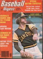 Baseball Digest August 1976 Sand Diego Randy Jones 101718ame