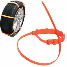 20Stk Auto Lkw Anti-skid Ketten für Schnee Schlamm Rad Reifen Reifen Kabel Neu