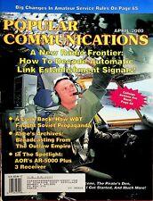Popular Communications Magazine April 2000 Decode Auto Link Establishment Signal