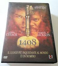 1408 (STEPHEN KING) FILM DVD ITALIANO OTTIMO HORROR SPED GRATIS SU + ACQUISTI