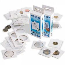 Leuchtturm munthouders zelfklevend voor munten tot 27,5 mm diameter, 1000-Pack
