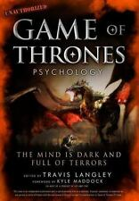 Game of Thrones Psychology: The Mind is Dark and Full of Terrors,   Book