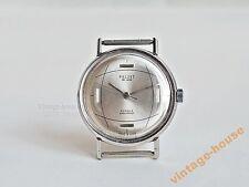 STAINLESS STEEL SOVIET Russian POLJOT de LUXE Watch 23 Jewels