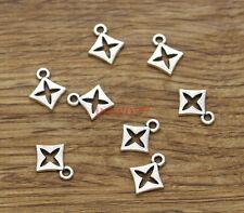 30pcs Cross Charms Religious Charms Bulk Charms Antique Silver Tone 11x14 1476